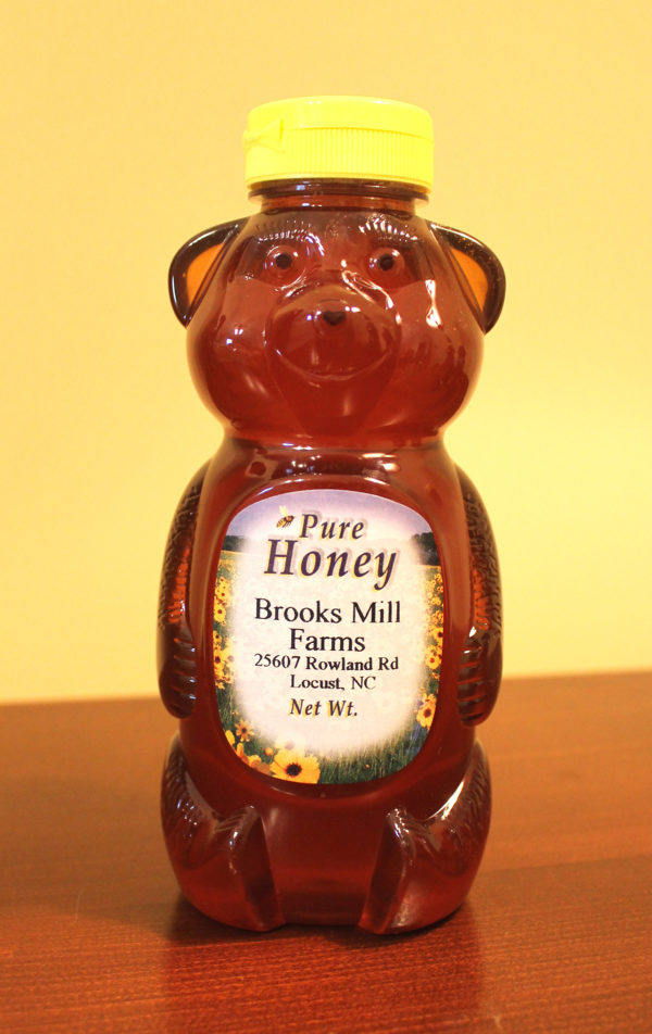 Honey-24oz. Bear